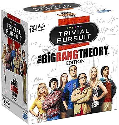 Eleven Force Trivial Bite The Big Bang Theory (82899), Multicolor: Amazon.es: Juguetes y juegos