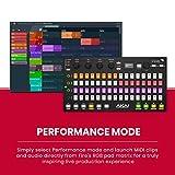 Akai Professional USB MIDI Controller for FL Studio with 64 RGB Clip/Drum Pad Matrix