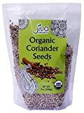 Kyпить Jiva USDA Organic Coriander Seeds Whole 7 Ounce - New! на Amazon.com