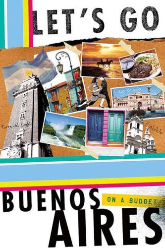 Let's Go Buenos Aires 1st Edition