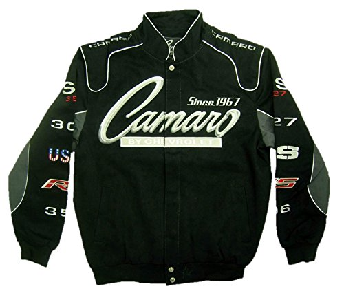 chevrolet camaro jacket - 4