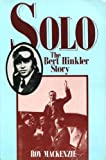 Front cover for the book Solo: the Bert Hinkler Story by Roy Mackenzie