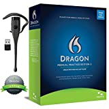 Nuance Dragon Medical Practice Edition 2 with Wireless Bluetooth headset ( Wireless Bundle )
