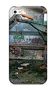 For Iphone Case, High Quality Ruins For Iphone 5c Cover Cases wangjiang maoyi