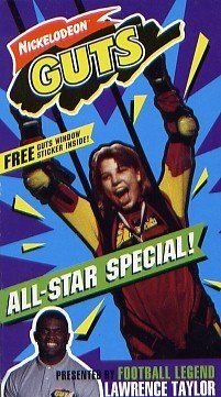 Nickelodeon GUTS All-Star Special! [VHS] (Project Gut)