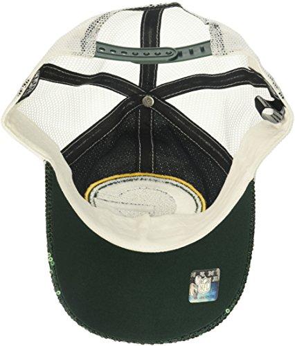 74161b1a9ff7d9 OTS NFL Women's Brilliance Challenger Adjustable Hat | Packer Fan Cave