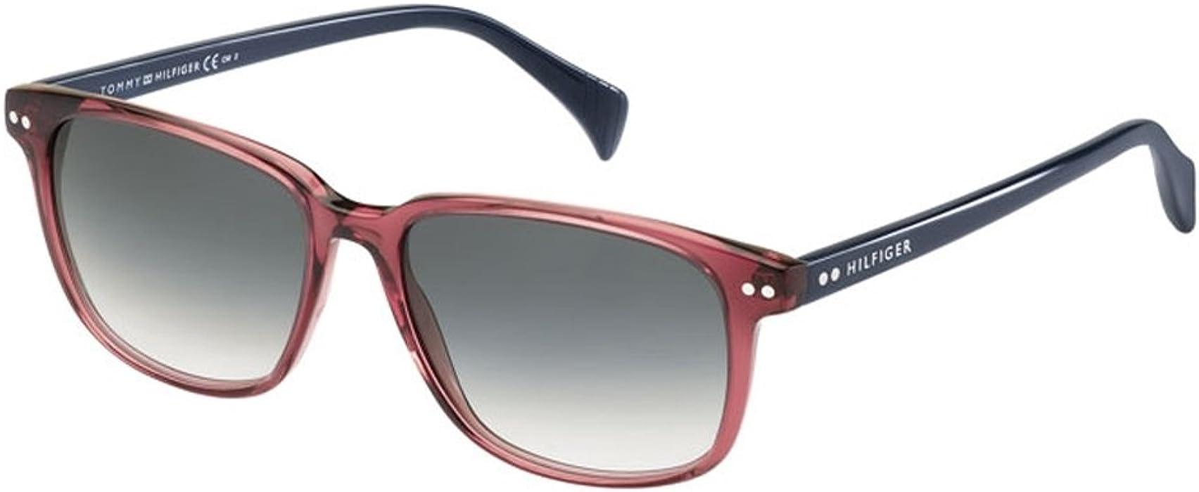 5626a6bea Tommy Hilfiger 2146047NG55JJ Two Tone TH 1197-S 7NG JJ Sunglasses ...