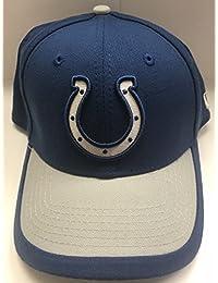 B62830000 570B6783000001 EN New Era NFL Indianapolis Colts Gorra Flexible de  Primera Pluma 6b2ef4e52ae