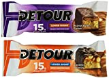 Detour Peanut Lover's Protein Bars, 18 Count For Sale