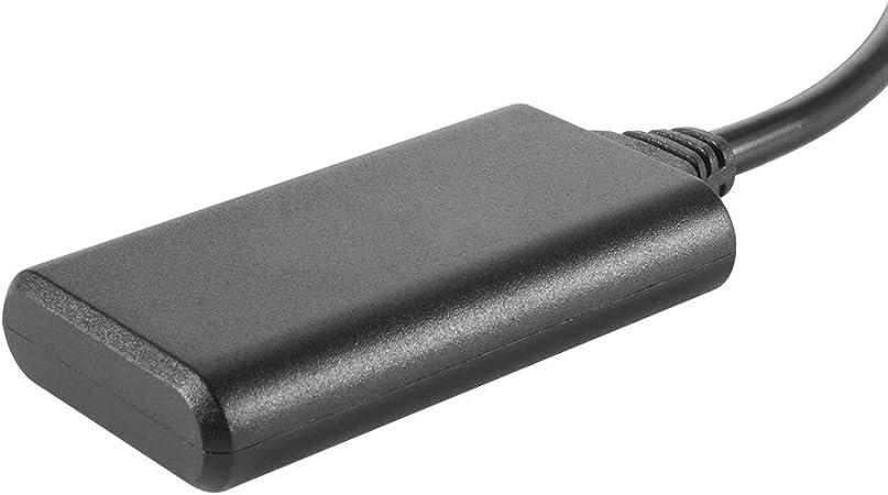 Kreema AUX-Adapter f/ür Bluetooth-Schnittstelle Media-In-Kabel AMI MMI Mercedes Benz