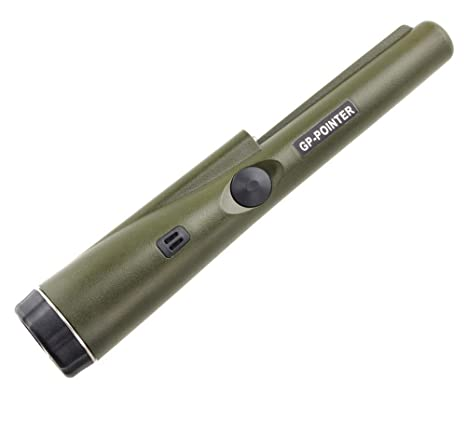 LikeBlue - Detector de Metales de Mano, Herramienta de Caza de Pines con Boquilla,