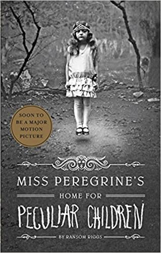 Image result for miss peregrines cover change