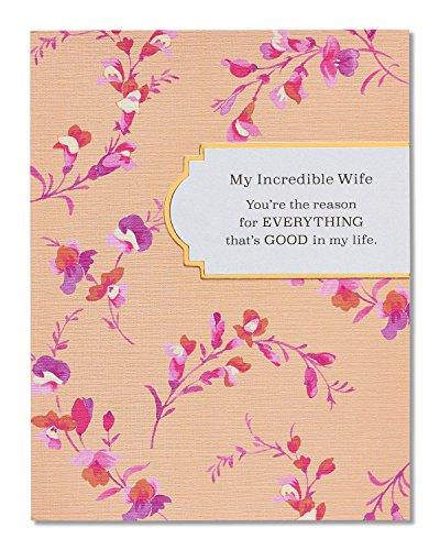 American Greetings Everything That's Good Mother's Day Card For Wife With Foil (5875755)