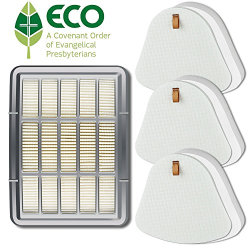 Great for replacing your filters for washing or disposal