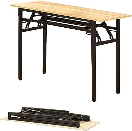 Furniture feet-DA L ING Aida MAI Mesa Plegable, Carga: 100 kg - Patas de Mesa Ajustables - Patas de Tubo Cuadrado - para Mesa de café y café, Proyecto de Bricolaje casero: