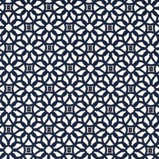 Sunbrella Luxe Indigo #45690-0000 Indoor / Outdoor Upholstery Fabric