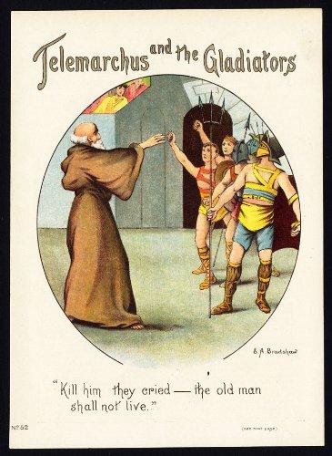 saint telemachus