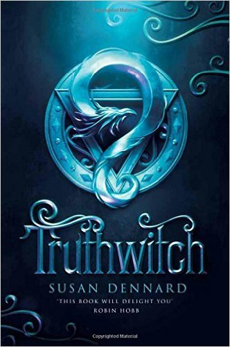 Truthwitch The Witchlands Series Paperback – 19 Jan
