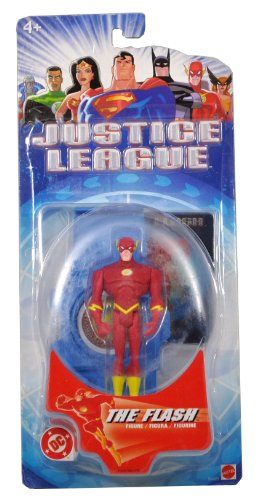 Justice League The Flash with stand