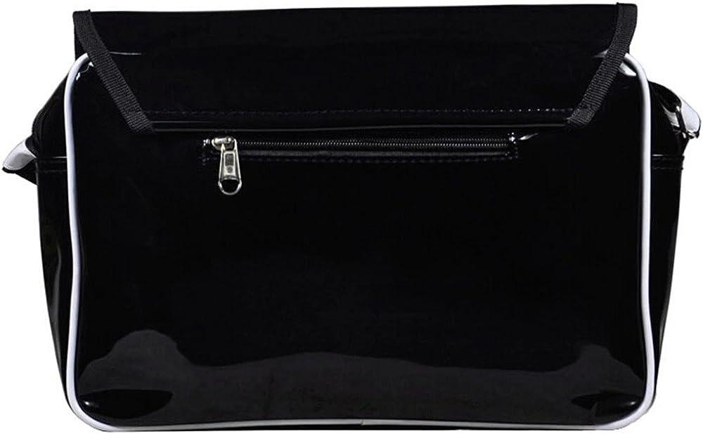 Gumstyle Neon Genesis Evangelion Anime Cosplay Handbag Messenger Bag Shoulder School Bags