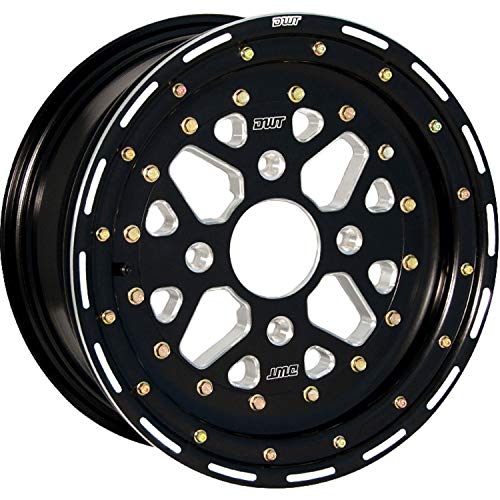 Douglas Wheel Blue Label Alumilite 10x9 3B+6N Offset 4/115 Bolt Pattern Aluminum