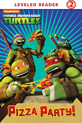 Pizza Party! (Teenage Mutant Ninja Turtles) - Kindle edition ...