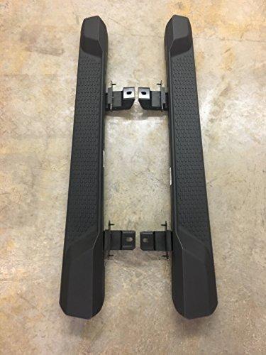- Mopar 82215145 Jeep Wrangler Two Door JL Models Molded Side Steps