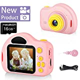 hyleton Kids Camera – 1080P Children Digital