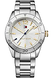Tommy Hilfiger 1781566 Ritz Ladies Watch - Silver Dial