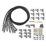 MSD 31173 Wire Set (, Blk, Univ. 6 cyl. Soc/HEI, M/A)