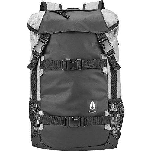 Nixon Unisex Small Landlock II Backpack Concrete One (Nixon Mesh Backpack)