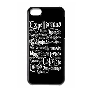 Harry Potter quotes DIY Cell Phone Case for Iphone 5C,Harry Potter quotes custom cell phone case