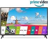 LG 108 cm (43 Inches) Full HD LED Smart TV 43LJ554T (Black)