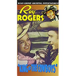 King of the Cowboys [VHS]
