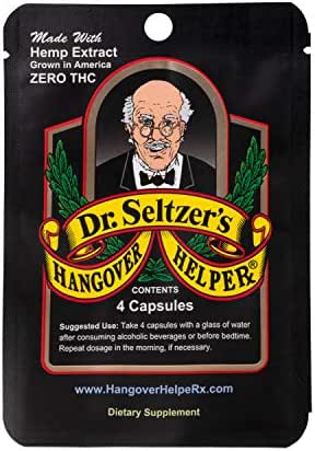 Dr. Seltzer's Hangover Helper - Single Serving