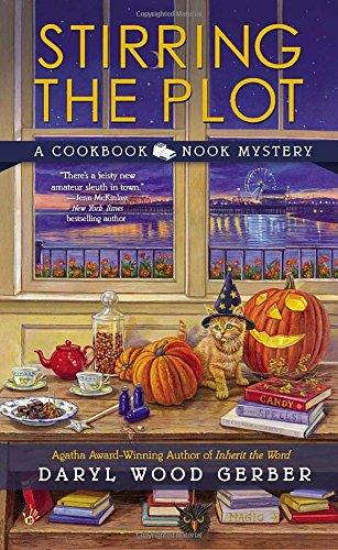 Stirring Plot Cookbook Nook Mystery product image