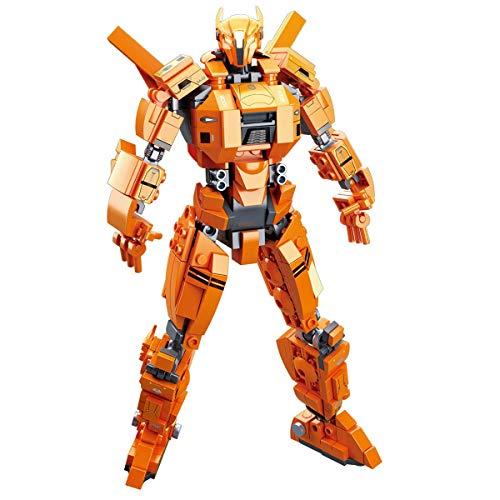 LionMoc Moc Creator 'Pacific Rim' DIY Mecha Building Block Bricks Machine Toy Compatible with Lego Building Set (Saber Athena) (Best Name Brand Rims)