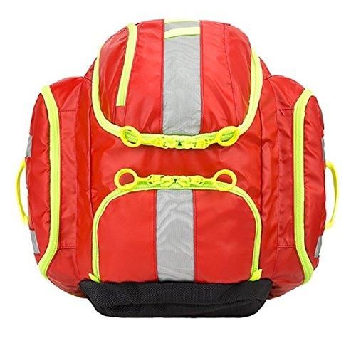 StatPacks Golden Hour EMT Helicopter Pack Close Quaters Bag Red Stat (Stat Packs Quickroll Intubation Kit)
