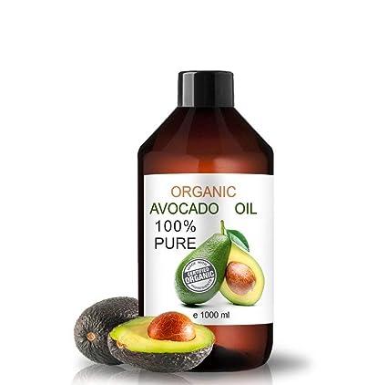Aceite Ecológico Aguacate 1000 ml Comercio Justo