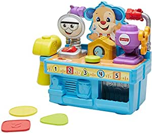 Fisher Price Infant Toy Laugh N Learn Tool Bench