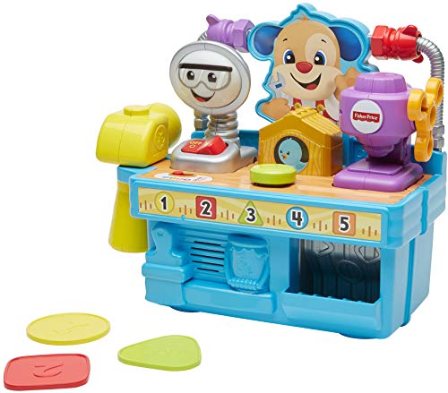 Fisher-Price Busy Learning Tool Bench Only $10.49 (Was $19.99)
