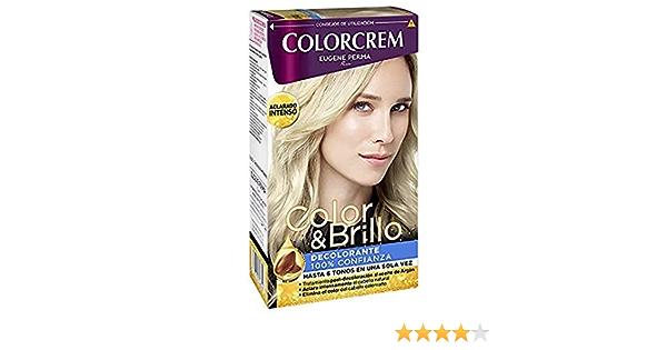 Colorcrem Color & Brillo Decolorante Capilar -1 Pack de 3 unidades