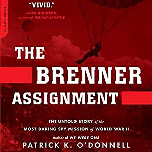 The Brenner Assignment Audiobook