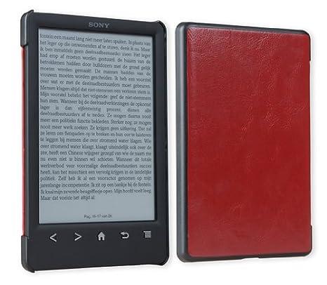 Gecko Covers, Funda carcasa para e-reader Sony PRS T3/T3S, Wifi ...