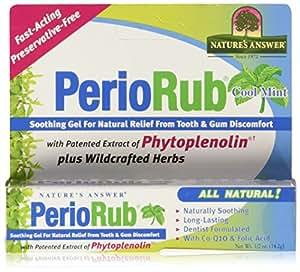 Natures Answer Periorub Topical Rub - .5 oz