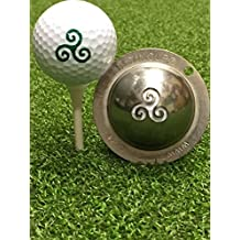 Tin Cup Golf Ball Custom Marker Alignment Tool - Tranquility