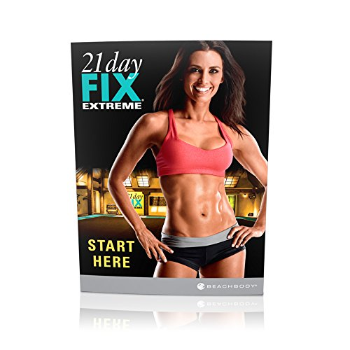 Amazoncom Beachbody Autumn Calabreses 21 Day Fix Extreme