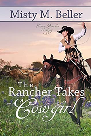 book cover of The Rancher Takes a Cowgirl