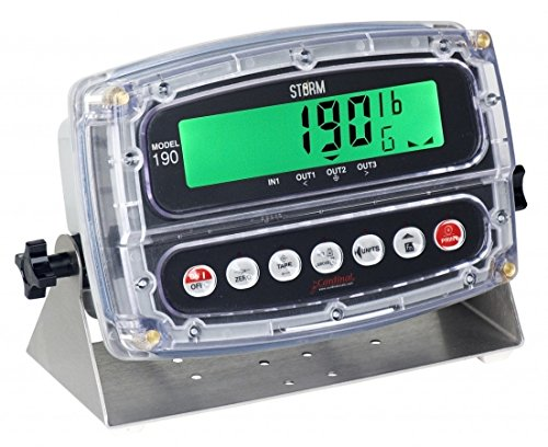 Cardinal Scales 190  Storm Digital Weight Indicator