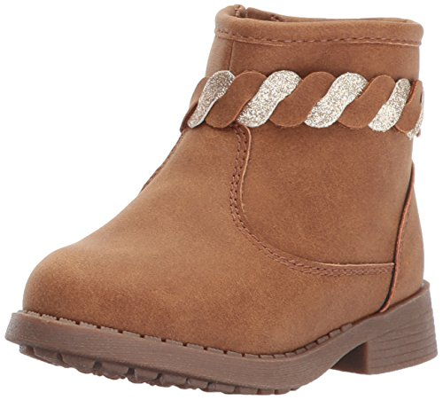 OshKosh BGosh Kids Chains Girls Braided Ankle Boot Fashion